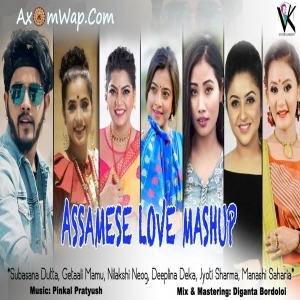 Assamese Love Mashup